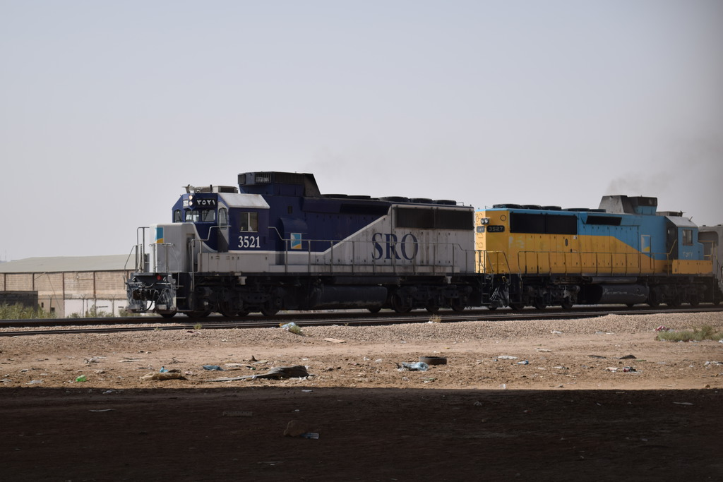 SRO SDL50 3521 / Riyadh — Trainspo