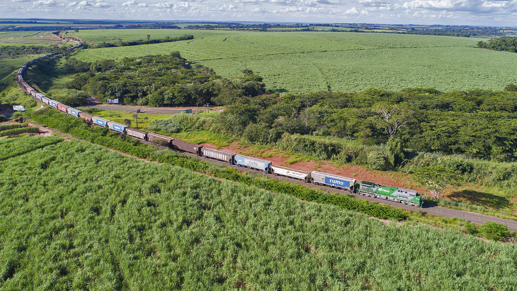 BRESIL P BRAZIL RAILWAY COMPAGNY 40 M$ DECO /> AP